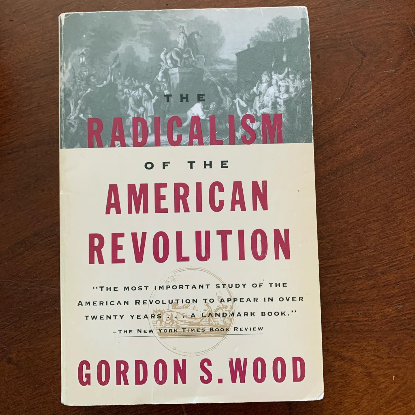 Radicalism of the american revolution thesis cheap speech editing websites au